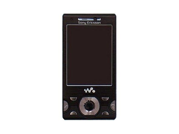 sony ericsson w995 reparatur ifixit rh ifixit com Sony Ericsson W800 Harga Sony Ericsson W995