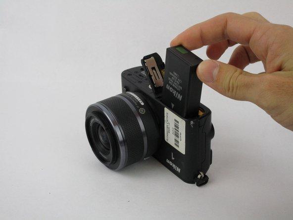 Nikon 1 J3 Battery Replacement
