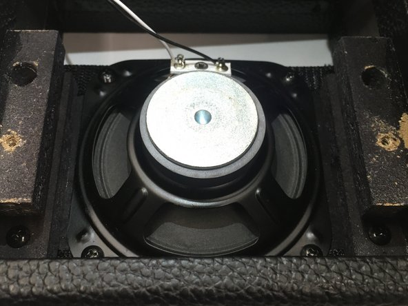 First Act MA2039 Speaker Replacement