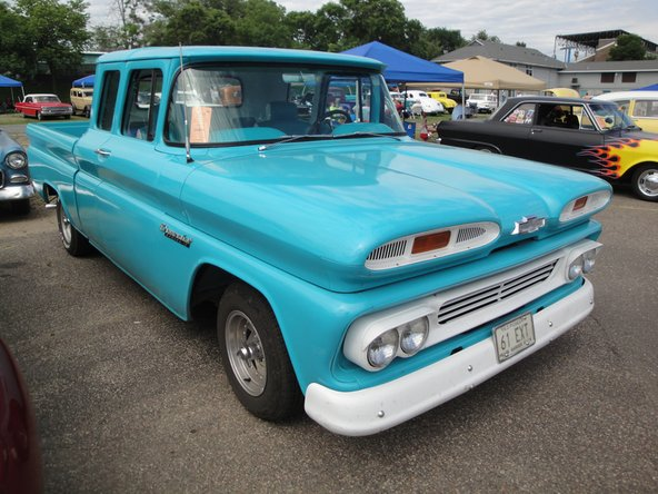1960-1966 Chevrolet Pickup Repair (1960, 1961, 1962, 1963 ...