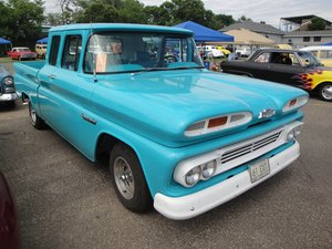 1960-1966 Chevrolet Pickup Repair