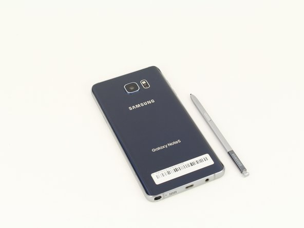 Samsung Galaxy Note5 Display Replacement