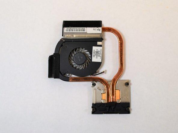 HP Envy dv7t-7200 Fan Replacement