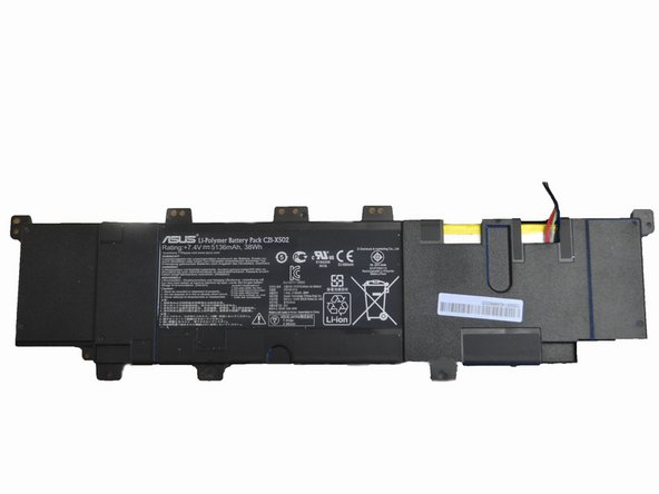 Li-Polymer Battery Pack C21-X502 Main Image