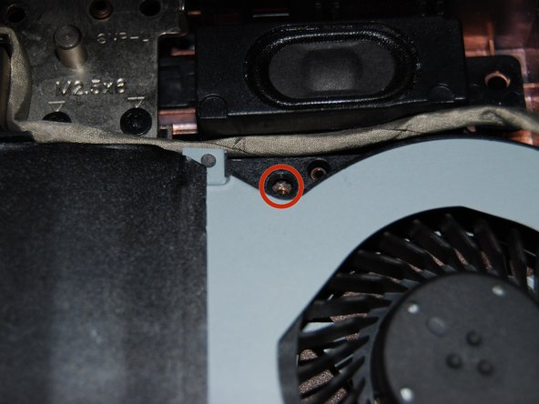 Image 2/2: You can now easily remove the motherboard from the case.
