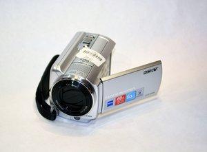 Sony Handycam DCR-SR68 Repair