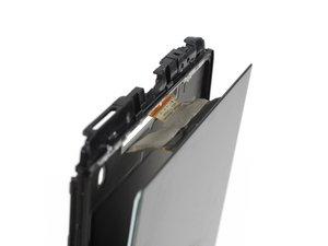 Reemplazo de la pantalla de LG V20