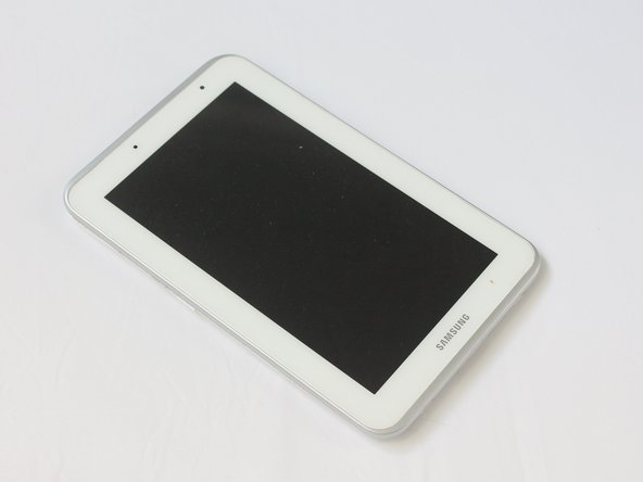 Samsung Galaxy Tab 2 7.0 Disassembly