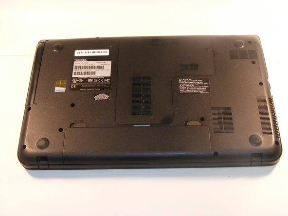 Toshiba Satellite C55-A5100 Battery Replacement