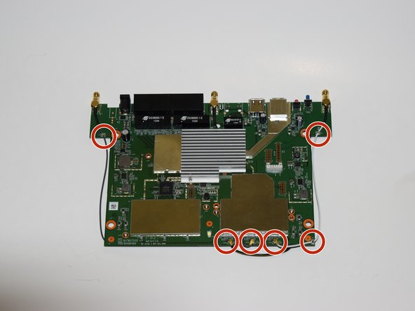 Linksys EA6900 Antenna Replacement