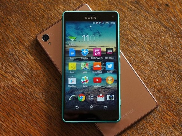 How to fix not reading SIM card error in a Sony Xperia Z3