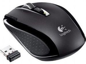 Logitech VX Nano Wireless Mouse