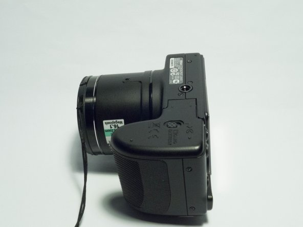 Nikon Coolpix L810 Battery Replacement