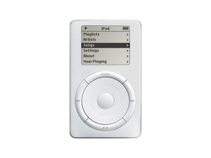 iPod 2nd Gen 10 GB