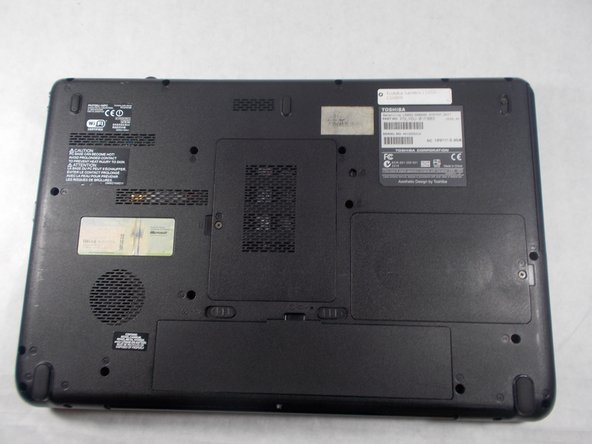Toshiba Satellite L505D-GS6000 Battery Replacement