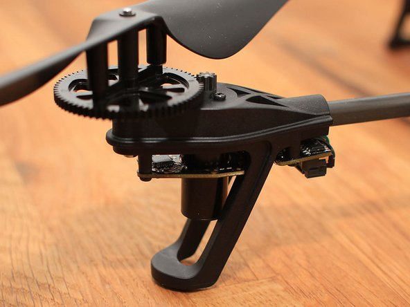 Parrot AR.Drone 2.0 Propeller and Gear Replacement