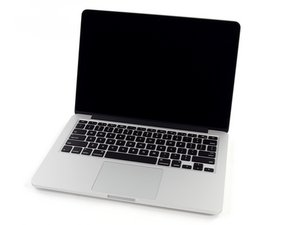 MacBook Pro (13 Zoll, Anfang 2013, Retina Display) Reparatur