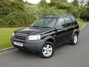 1997-2006 Land Rover Freelander Repair