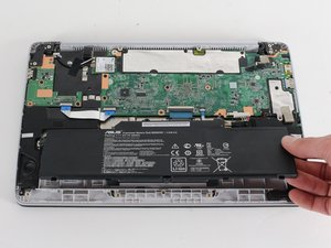 ASUS Chromebook C200MA DS01 Battery Replacement