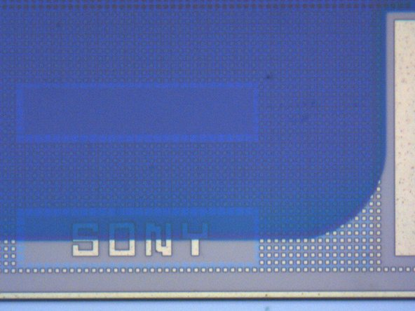 The second image shows that these pixels are well-spaced, demonstrating why not all pixels are created equal. The large size and ample gaps between pixels allows room for metal signal lines to move each pixel's data without blocking light to the individual photocathode sensors.