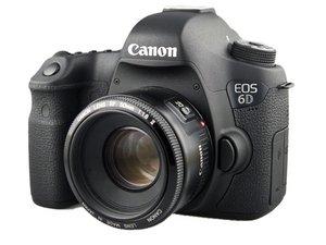 Canon EOS 6D Repair