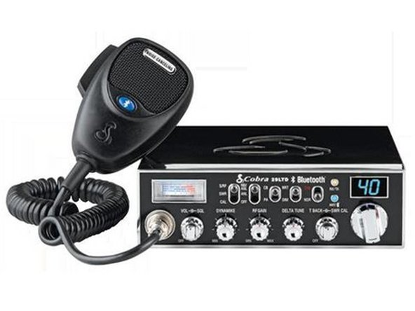 no transmit but shows good output - CB Radio - iFixit