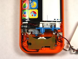 Repairing VTech Touch and Swipe Baby Phone Screen Alignment