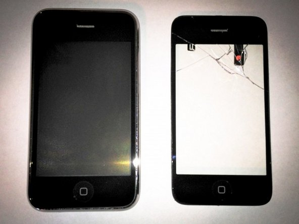 Repair genius iPhone screen repair