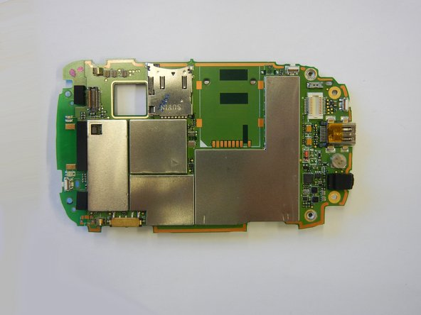 HTC Touch Motherboard Replacement