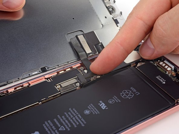 Refer to your iPhone's display replacement guide in order to: