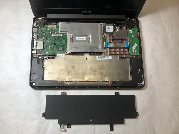 Asus Chromebook C300MA DB01 Battery Replacement