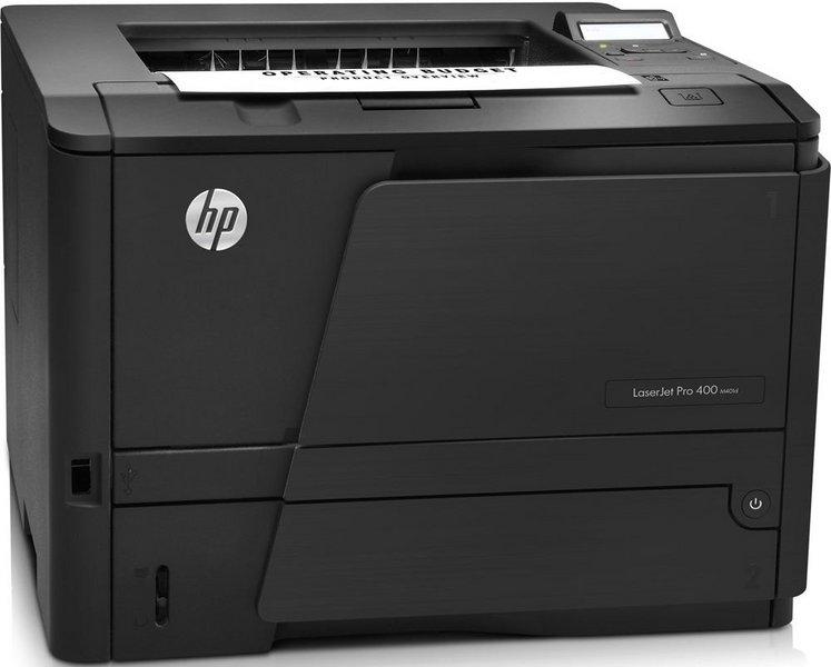driver imprimante hp laserjet pro 400 m401a
