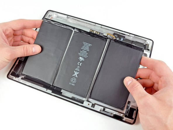 iPad 2 Wi-Fi EMC 2415 Battery Replacement