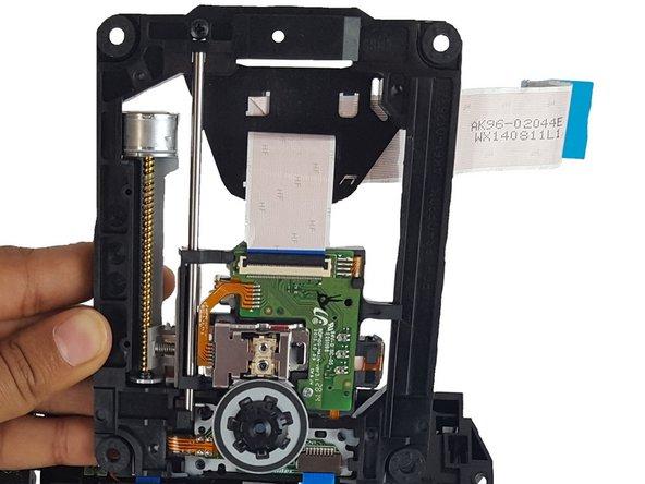 Samsung BD-H5100 Disk Reader Replacement