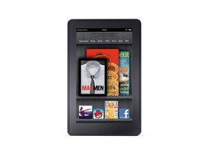 "Amazon Kindle Fire 7"" 1st Gen"