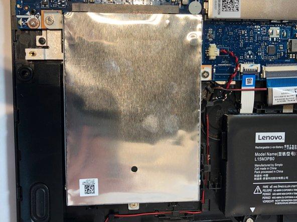 Lenovo Ideapad Flex 4-1570 ハードドライブの交換