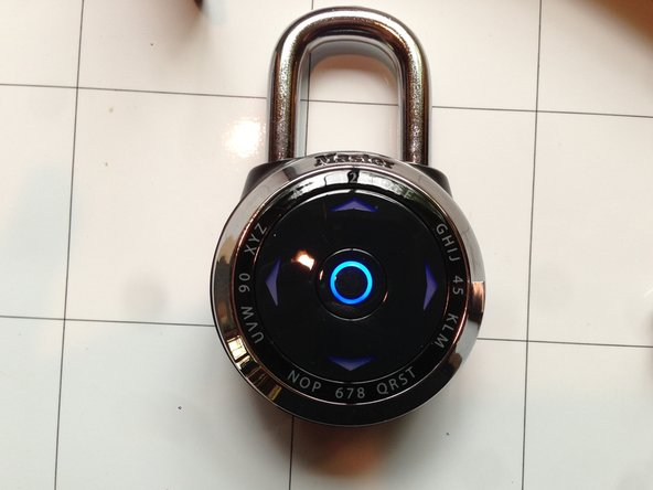 A new lock, now with more buttons and less spinning!
