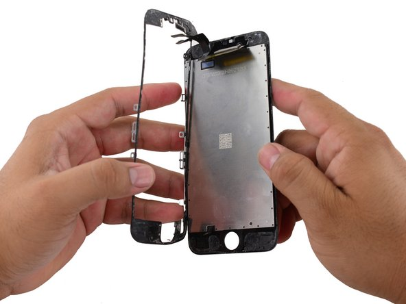 However, in the recent iPhone 6s teardown, we discovered a new adhesive gasket helping to secure the display to the body. This gasket also has the benefit of improving water resistance in the new iPhone.