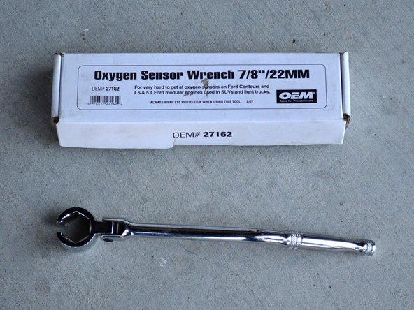 Oxygen Sensor Wrench Main Image