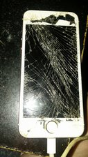 update by captainsnowball this is an iphone 5s not iphone 5c only iphone 5s has touch id