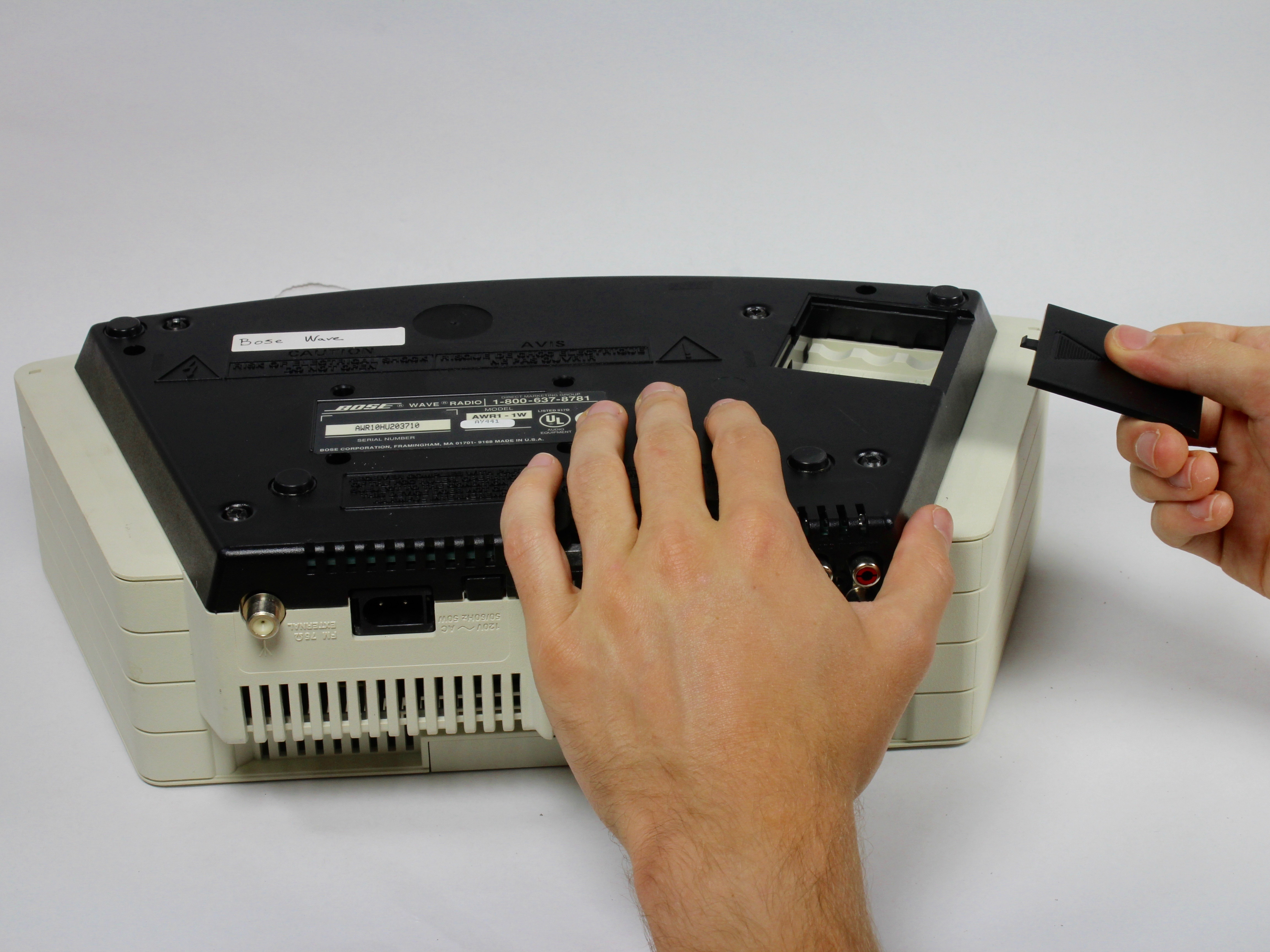 Bose Wave Radio AWR1-1W Repair - iFixit