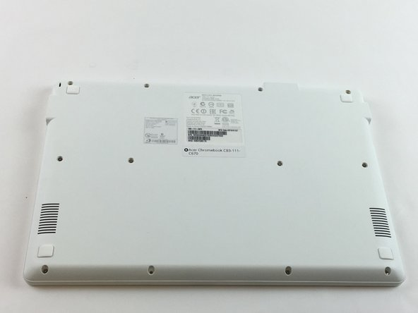 Acer Chromebook CB3-111-C670 Battery Replacement