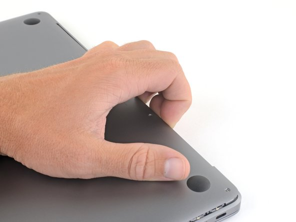 """MacBook Air 13"""" Retina Display 2019 Lower Case Replacement"""