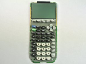 TI-84 Plus Silver Edition Individual Key Replacement