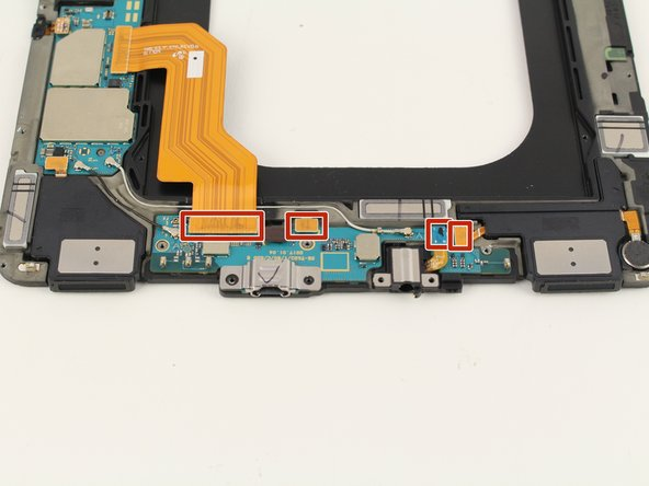 Samsung Galaxy Tab S3 Daughterboard Replacement