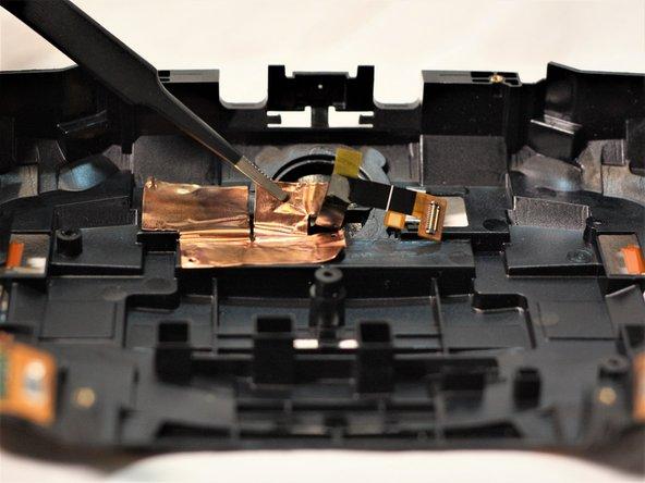 Flip the sensor array over 180 degrees.