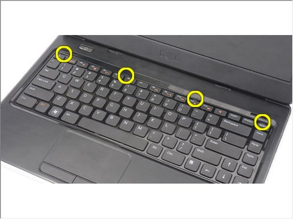 Dell Vostro 2420 Keyboard Replacement