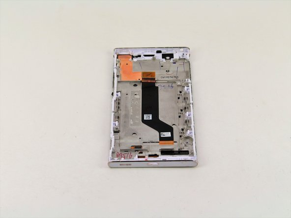 The LCD Display Touch Screen Digitizer should be the only part left.