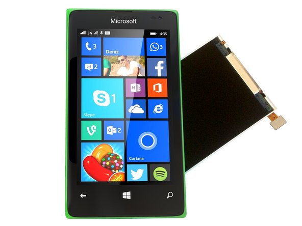Microsoft Lumia 435 LCD Display Replacement