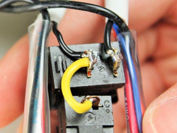 Conair Infiniti Pro Model 259NP Cold Shot Button Replacement